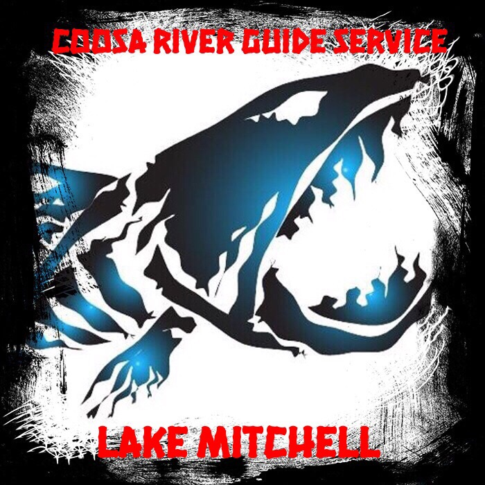 Coosa River Guide Service - Lake Mitchell, Alabama