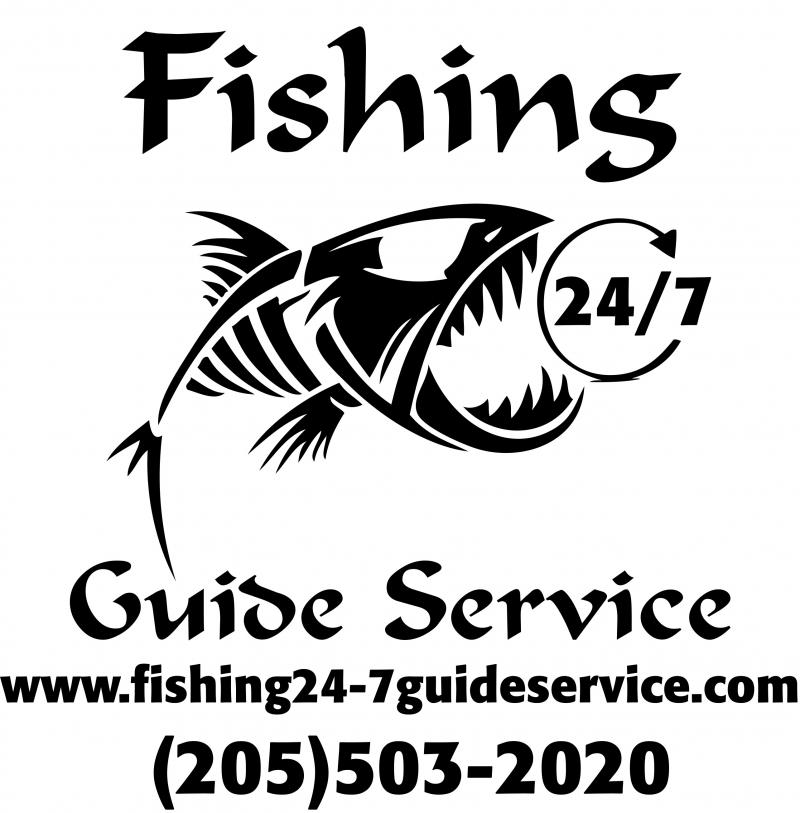Fishing 24-7 Guide Service - Smith Lake, Alabama